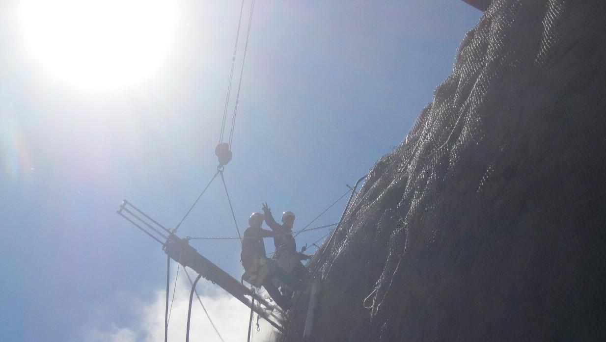 Услуги промышленный альпинизм сочи
